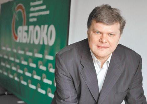 Кандидат в мэры Москвы Сергей Митрохин: «ЯБЛОКО» - партия интернационалистов
