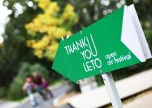 Фестиваль Thank you, Leto