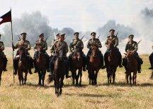 Под Калининградом прошла реконструкция знаменитой битвы Первой мировой войны