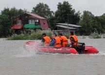 Треть российских министров отправятся взону наводнения наДальнем Востоке