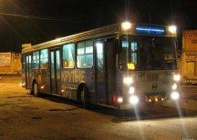 Москва: первый ночной автобус начнет ходить в с 31 августа