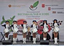 В Петербурге открывается Международный фестиваль чая и кофе