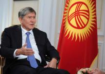 Атамбаев: Кыргызстан вступит в Таможенный союз с учетом своих интересов