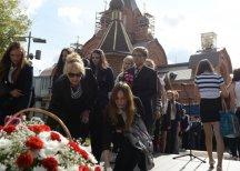 В России вспоминают жертв терактов