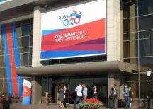 В Петербурге стартовал саммит G20