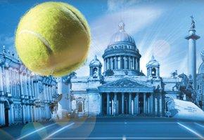 Теннисист Южный одержал первую победу на St.Petersburg Open