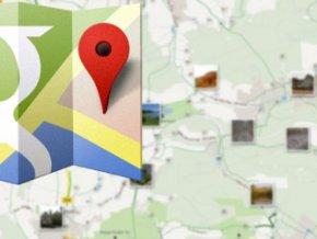 В российских картах Google появились схемы зданий
