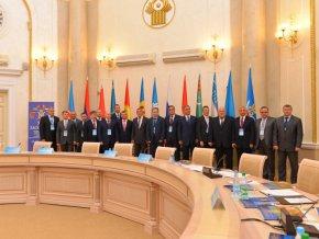Заседание координационного совета руководителей органов налоговых расследований стран СНГ в Минске