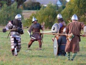 На Куликовом поле празднуют годовщину битвы