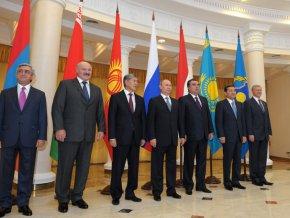 В Сочи состоялась встреча лидеров стран-участниц ОДКБ