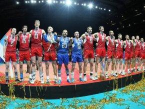 Воспитанники ярославского волейбола в составе сборной России стали чемпионами Европы