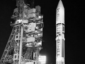Российская ракета-носитель «Протон-М» успешно стартовала с Байконура