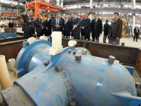 В Челябинске запущено современное литейное производство