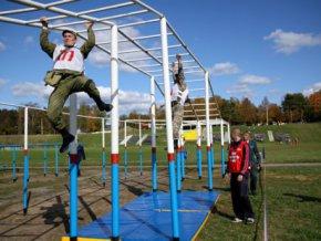 В Москве начался Международный конкурс «Воин Содружества»