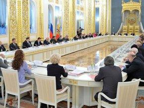 Владимир Путин провел заседание Совета по культуре и искусству