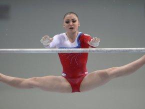 ЧМ по спортивной гимнастике в Бельгии