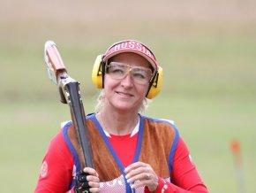 Светлана Демина выиграла чемпионат СНГ по стендовой стрельбе