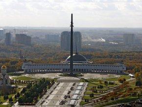 Монумент морским пехотинцам установят в Москве на Поклонной горе