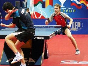 Мужская сборная России по настольному теннису взяла серебро ЧЕ в Австрии