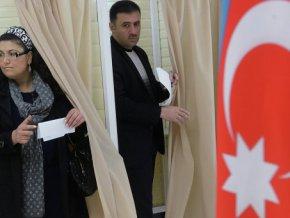 В Азербайджане начались выборы президента