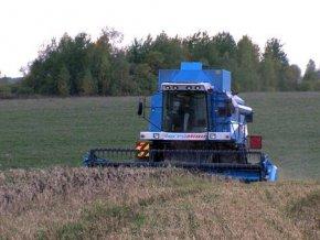 Правительство РФ в четверг подведет предварительные итоги сбора урожая