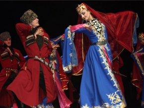 Во Владикавказе открылся фестиваль национальных культур «Кавказ - наш общий дом»