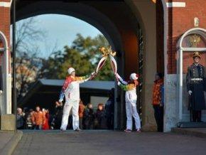 Чаша Олимпийского огня стала экспонатом музея спорта в Коломне