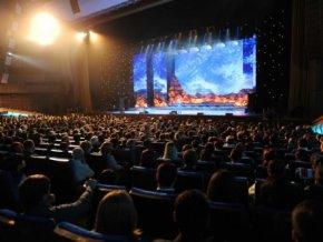 В Москве состоялся концерт, посвященный двум юбилеям - 90-летию Расула Гамзатова и 200-летию вхождения Дагестана в Россию