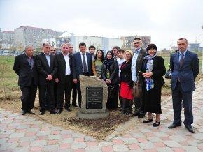 В Махачкале открыли Аллею дружбы «Дагестан – Кабардино-Балкария»