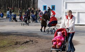 РФ субсидирует более 52 млрд руб на строительство роддомов