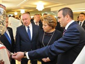 Опыт Чувашии по сохранению межнациональной стабильности может быть полезен субъектам РФ – В. Матвиенко