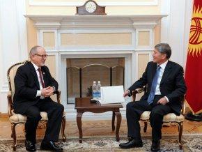 Кыргызстан придает большое значение интеграции тюркских народов