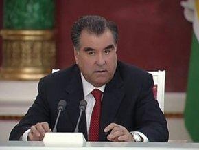 Эмомали Рахмон вступил в должность президента Таджикистана