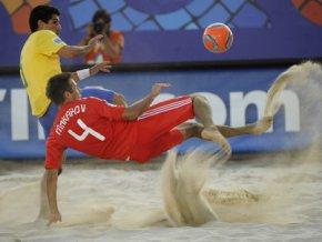 В ОАЭ стартует розыгрыш Межконтинентального кубка по пляжному футболу