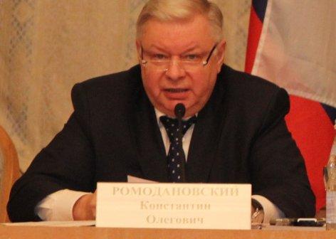 Константин Ромодановский: ФМС Росси не ставит перед собой цели и задачи сугубо силового характера