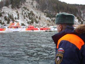Эстафета Олимпийского огня в Иркутской области завершилась шоу