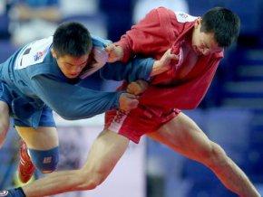 Россияне стали первыми на чемпионате мира по самбо в Санкт-Петербурге