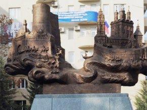 В Азербайджане открылся памятник дружбы «Баку-Астрахань»