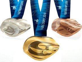 Российская паралимпийская сборная лидирует в медальном зачете