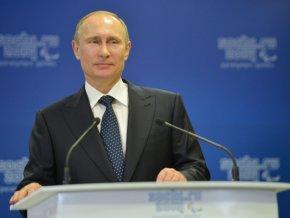 Путин: Церемония открытия Паралимпиады была очень трогательной