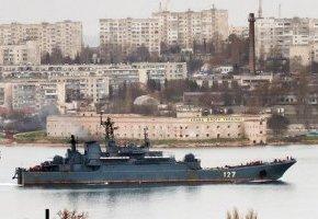 Севастополь решил войти в состав России
