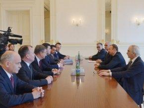 Азербайджан и Свердловская область укрепляют деловые и дружеские отношения