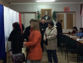 В Крыму начался референдум о судьбе полуострова