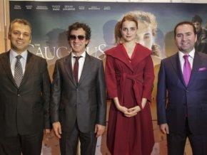 В Лондоне состоялась премьера турецко-азербайджанского фильма «Кавказ»