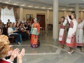 В Постпредстве Республики Коми при Президенте РФ выбрали «Мисс Зыряночку»