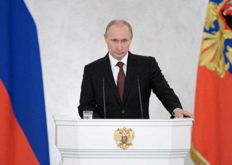Владимир Путин: Крым – это наше общее достояние и важнейший фактор стабильности в регионе