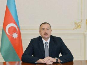 Ильхам Алиев поздравил азербайджанский народ с праздником Новруз