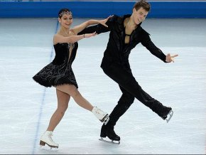 На ЧМ в Японии российская танцевальная пара заняла 4-ое место