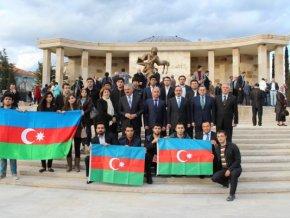 В Анкаре открыт комплекс «Памятник Ходжалы и Музей Ходжалы»