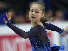 Юлия Липницкая заняла 2-ое место на чемпионате мира в Японии